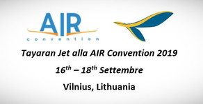 Tayaran Jet: AIR Convention 2019