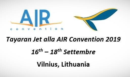 Tayaran Jet: AIR Convention 2019