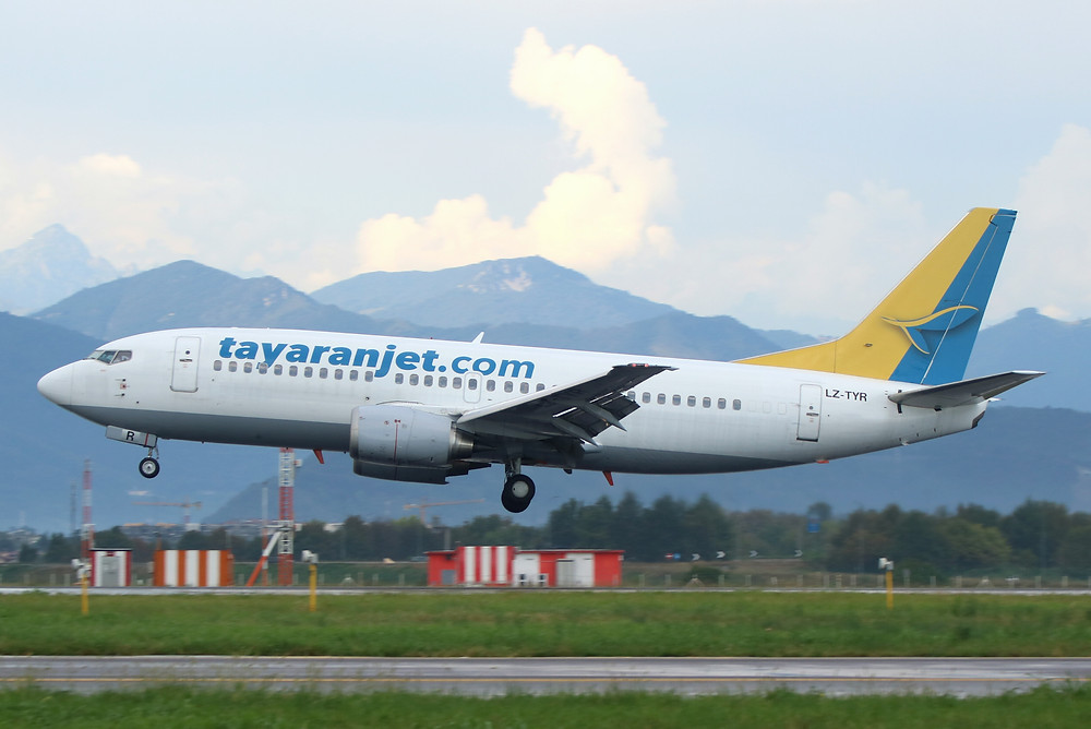 Tayaran Jet to Open a Base in Tirana for the Chrismas Holidays Season