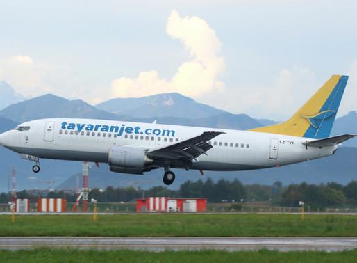 Tayaran Jet to Open a Base in Tirana for the Christmas Holidays Season