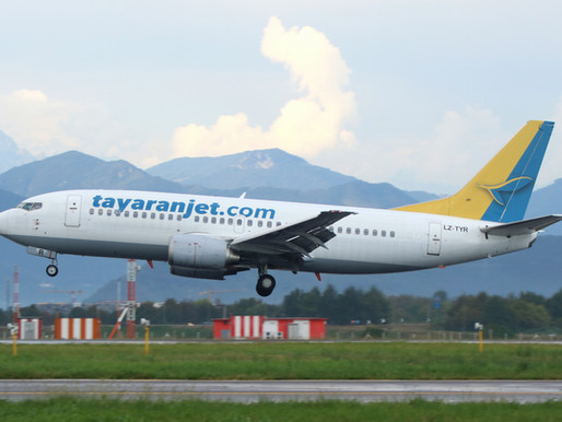 Tayaran Jet to Open a Base in Tirana for the Christmas Holidays Season