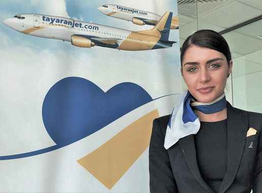Tayaran Jet Announces its First Employee of the Month