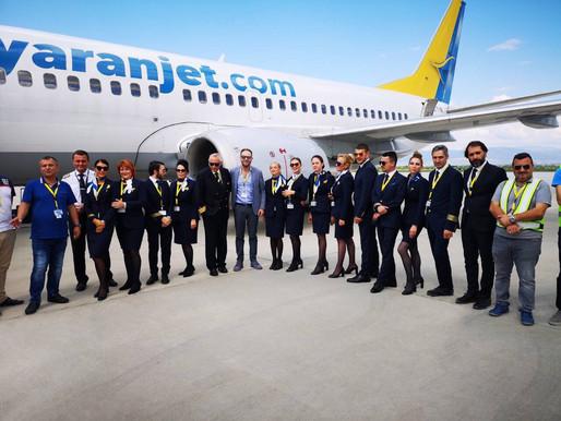 Tayaran Jet debutta in Italia, con un Malpensa-Catania