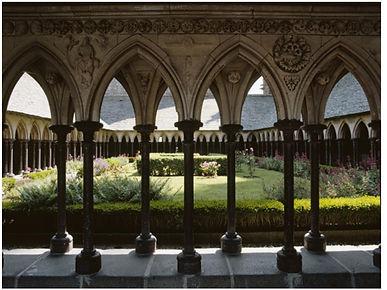 abbaye mont saint michel