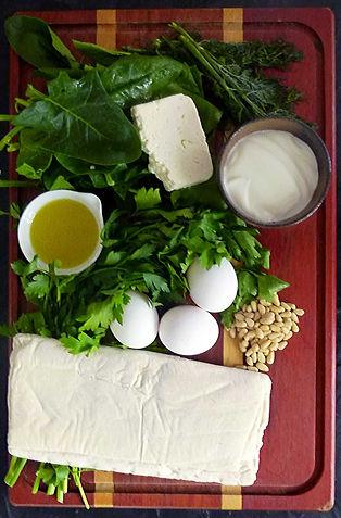 empanadas de espinacas para abrir apetito