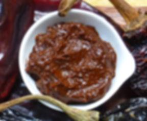 Harissa, salsa de chiles