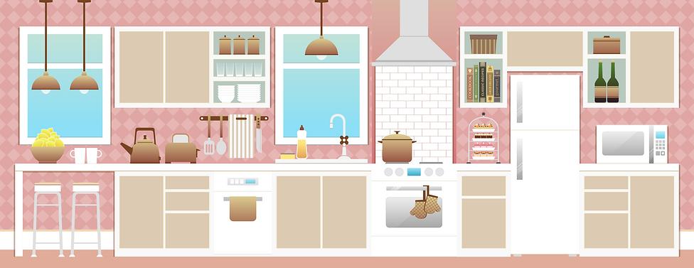 organisar la cocina