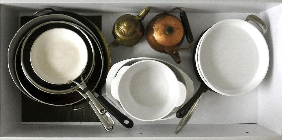 utensilios básicos de cocina, utensilios básicos