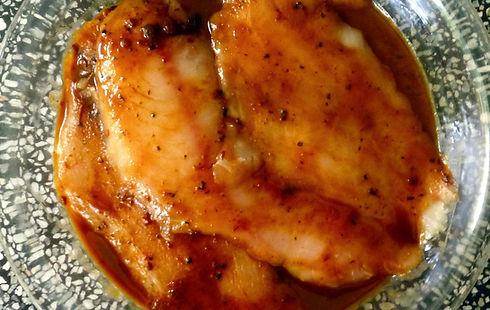 marinada oriental para pescado, marinada oriental, marinada para pescado, marinada, pescado, salsa oriental