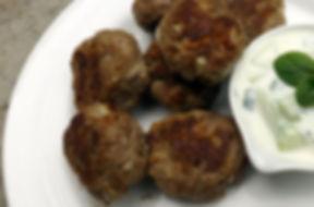 Kofte, albondogas turcas, albondodigas maruecas