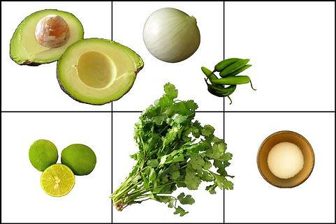 guacamole, aguacate