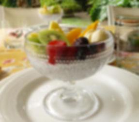 Pudín de semilla de chía, chía, chía con fruta, desayuno, leche de coco
