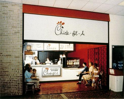 Greenbriar Mall Chick-fil-A
