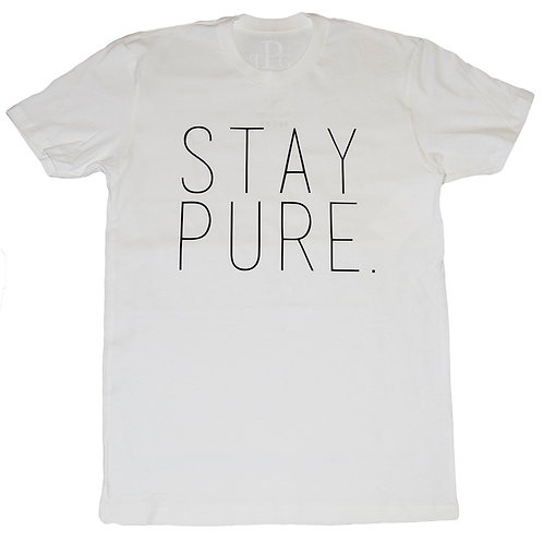 STAY PURE