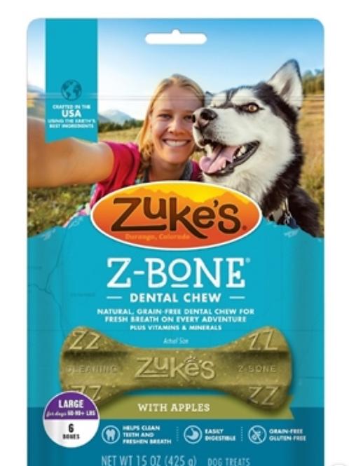 Zuke's Z-Bone Dental Chews