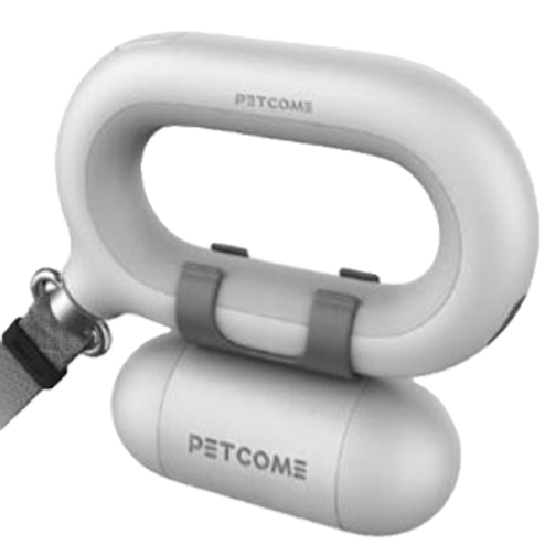 Petcome Flash Leash with Poop Bag Dispenser