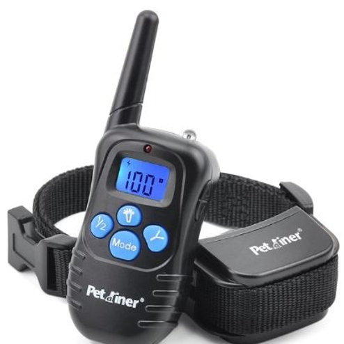 Petrainer 300M Rechargeable and Rainproof E-Collar