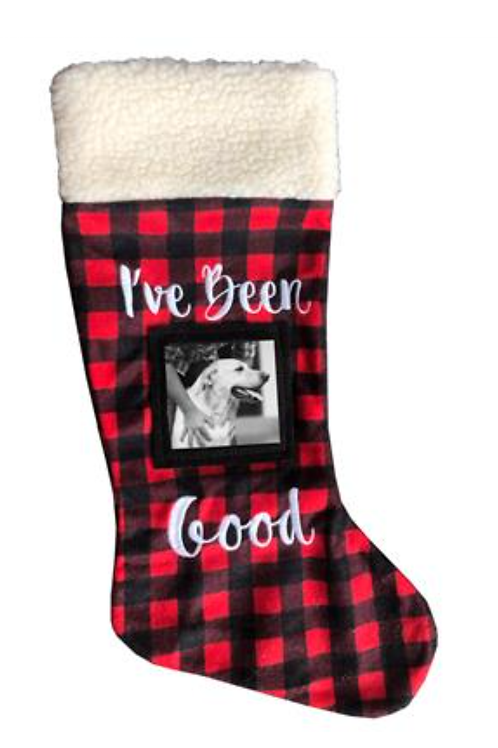 "Huxley & Kent ""I've Been Good"" Stocking"