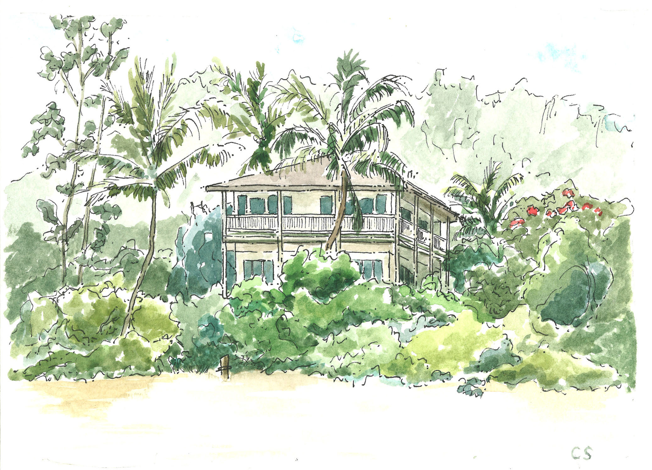 Hawaii House