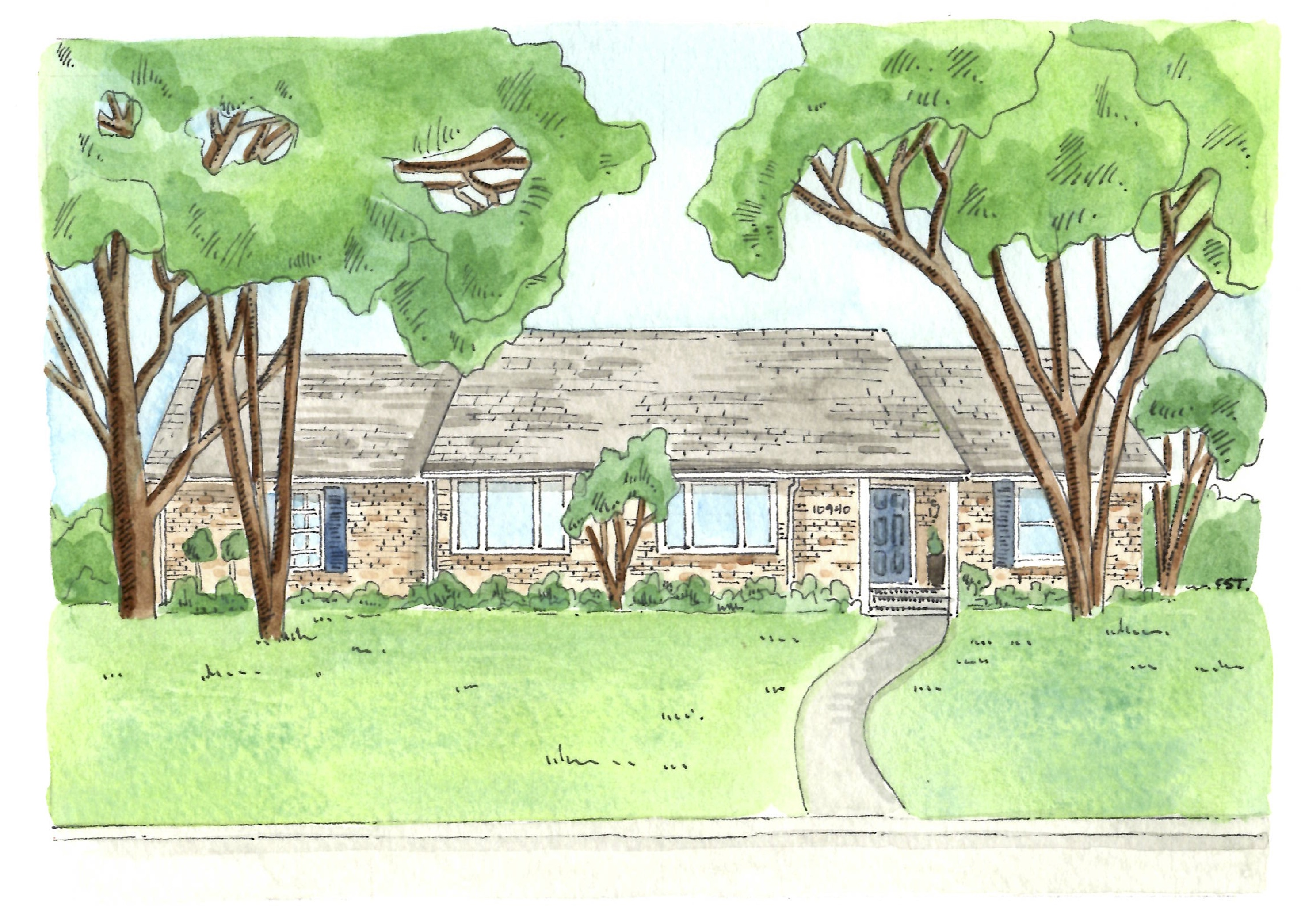 The Brooks Family Architecture Dallas TX