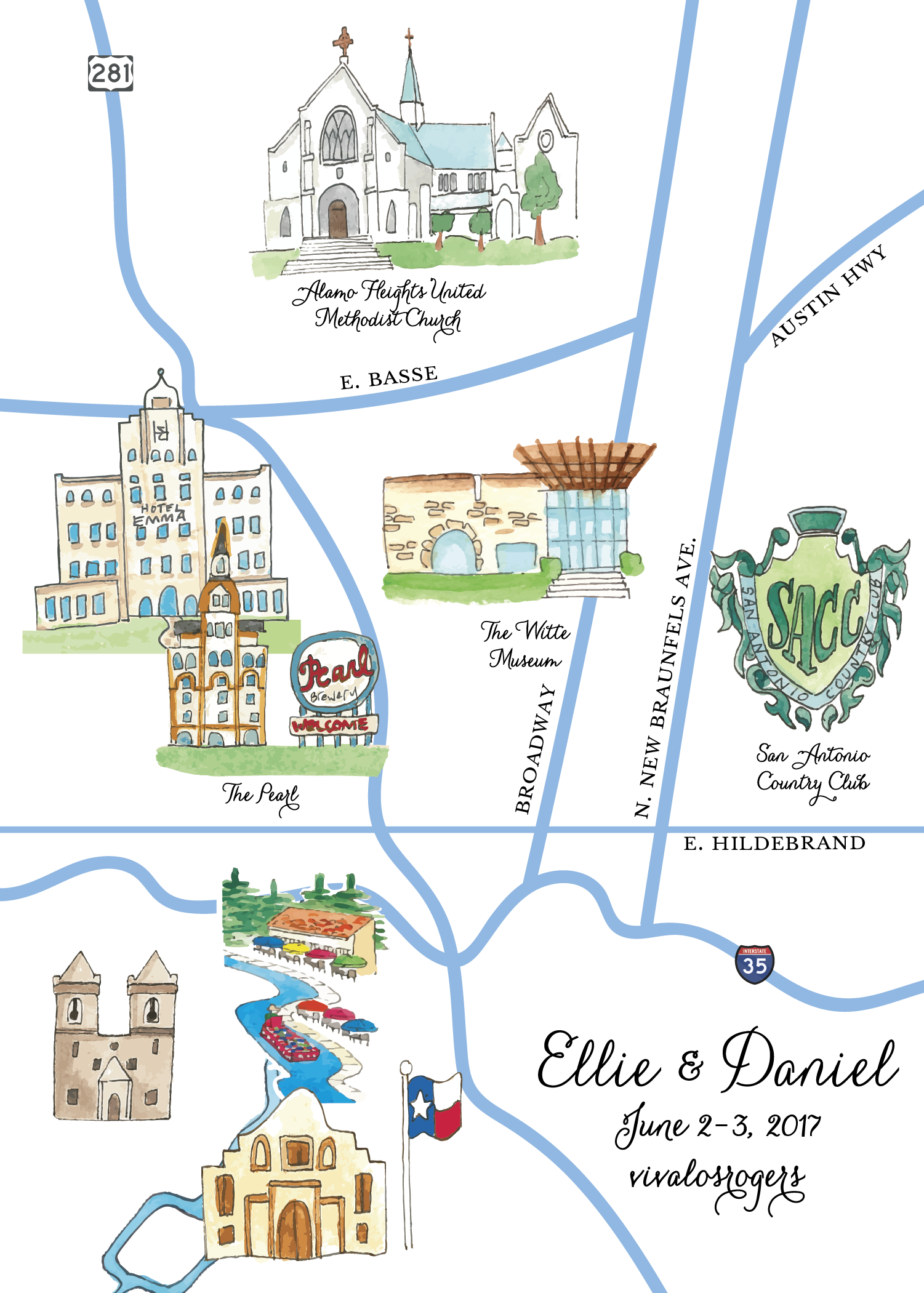 Ellie and Daniel Welcome Map-01