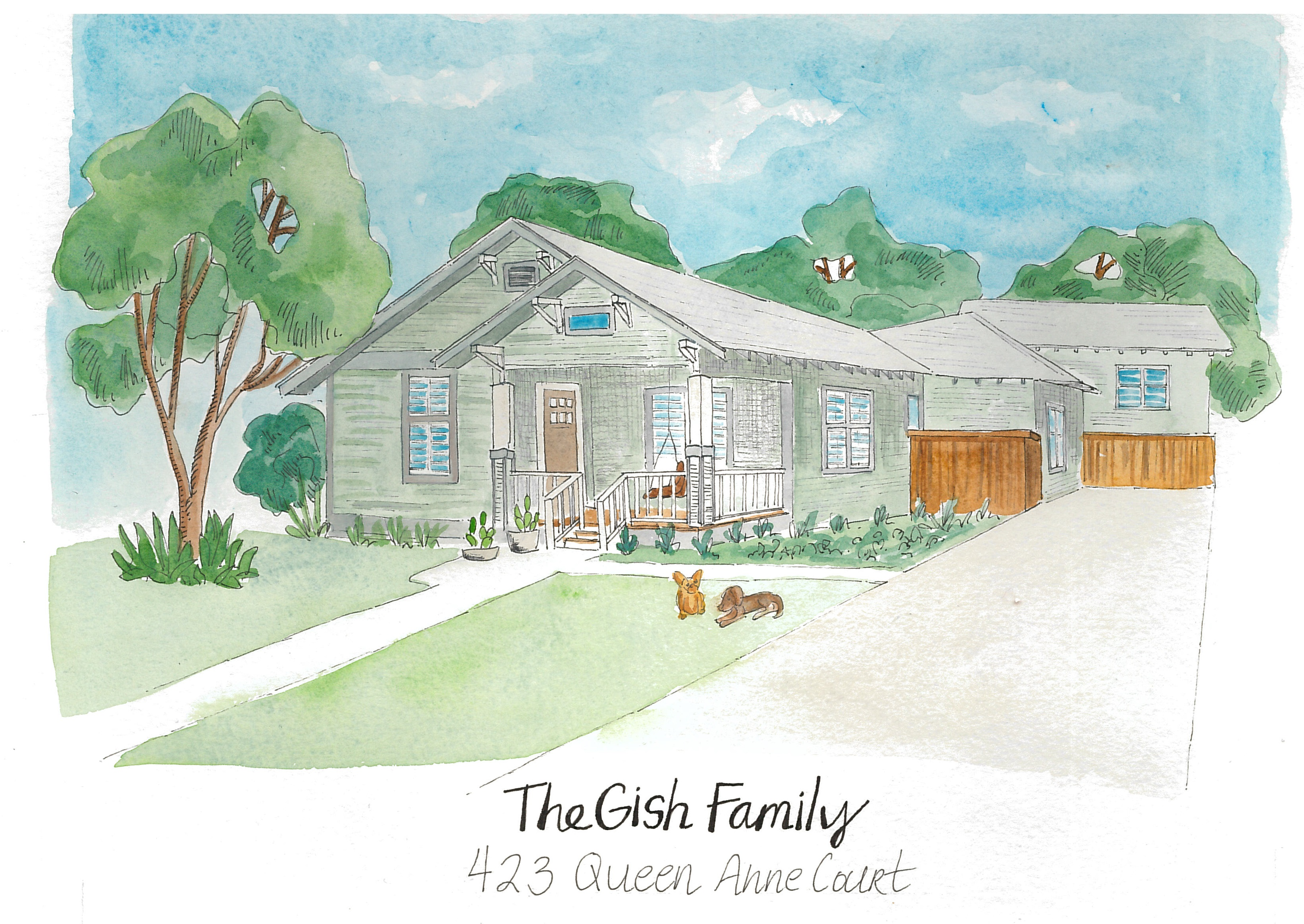 Gish Family Home 2 GPEG