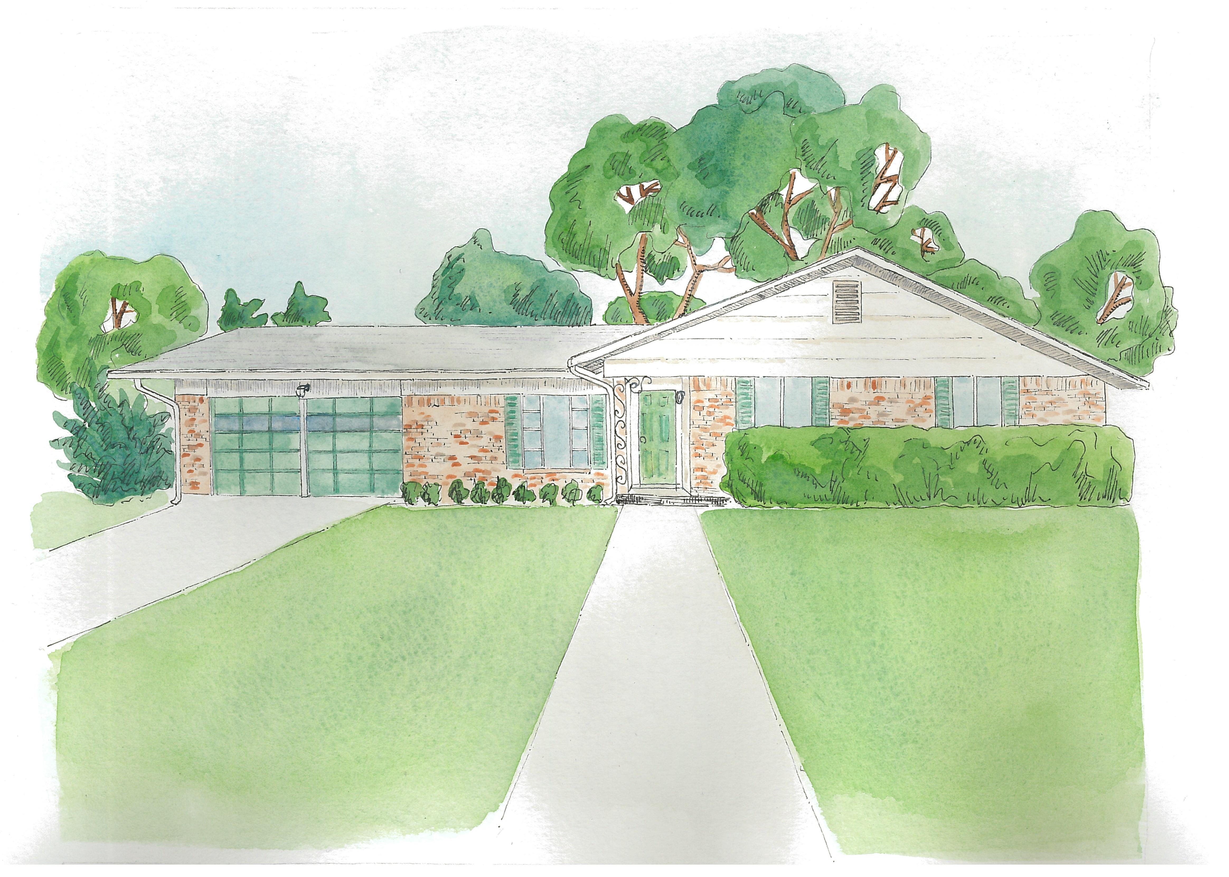 Austin Amaro House