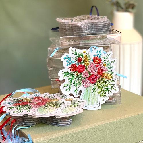Bouquet Ornament