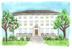 Kappa Sigma House Architecture JPEG