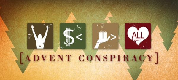 Advent Conspiracy 2015
