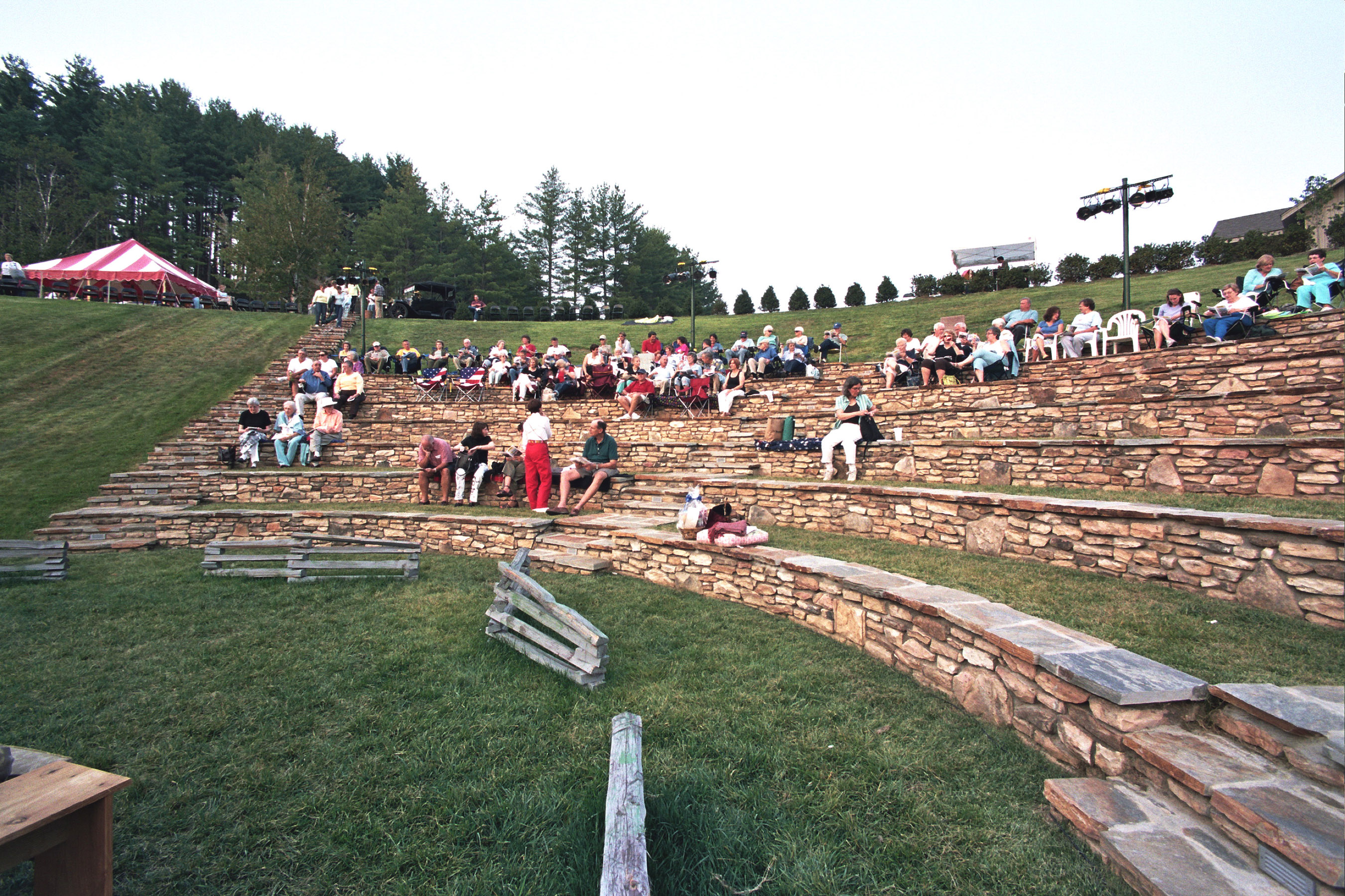 Crossnore School Amphitheater