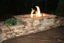 Gibson Residence Fire Pit