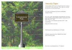 The Ramble Signage Program