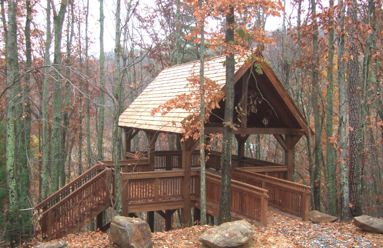 Falcon Ridge Mountain Shelter