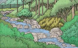 Stream Enhancement Sketch