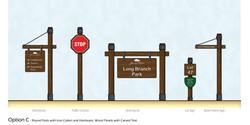 Garnet Ridge Signage Program