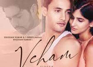 Veham Piano Instrumental - Armaan Malik
