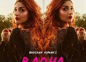 Radha Karaoke Instrumental - Dhvani Bhanushali
