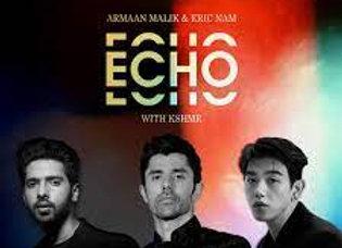 Echo Piano Instrumental - Armaan Malik, Eric Nam & KSHMR