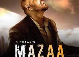 Mazaa Piano Instrumental - B Praak