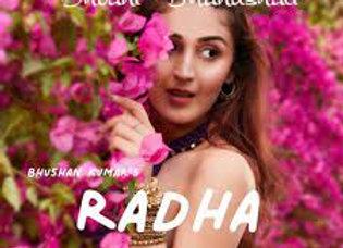 Radha Piano Instrumental - Dhvani Bhanushali