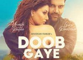 Doob Gaye Piano Instrumental - B Praak & Guru Randhawa