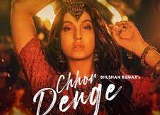 Chhor Denge Karaoke Instrumental - Sachet-Parampara