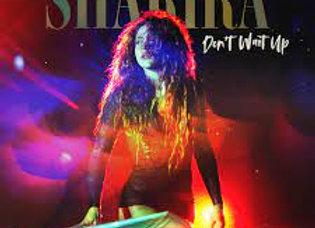 Don't Wait Up Piano Instrumental - Shakira