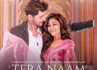 Tera Naam Piano Instrumental - Darshan Raval, Tulsi Kumar & Manan Bhardwaj