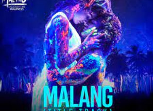 Malang Title Track Piano Instrumental - Ved Sharma
