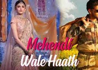 Mehendi Wale Haath Karaoke Instrumental - Guru Randhawa