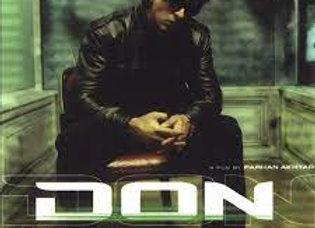 Don Theme Instrumental - Shankar-Ehsaan-Loy