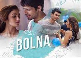 Bolna Piano Instrumental - Arijit Singh & Tanishk Bagchi