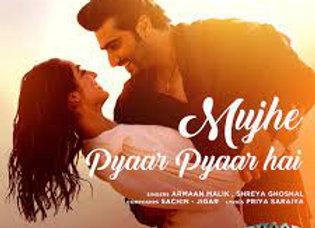 Mujhe Pyaar Pyaar Hai Piano Instrumental - Armaan Malik & Shreya Ghoshal